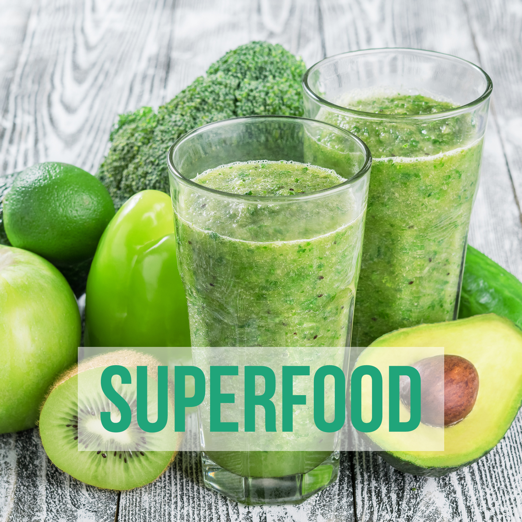 Superfood - Chlorella