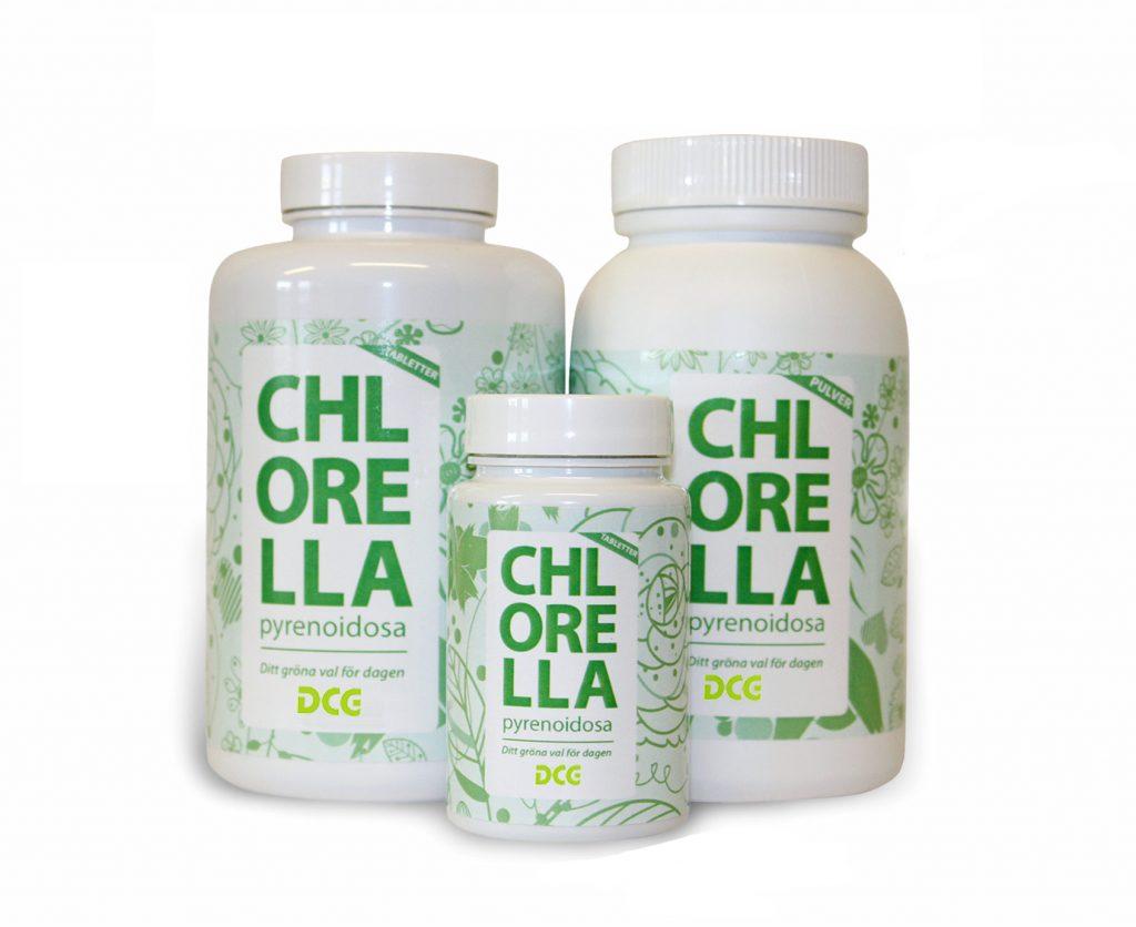 Chlorella DCG